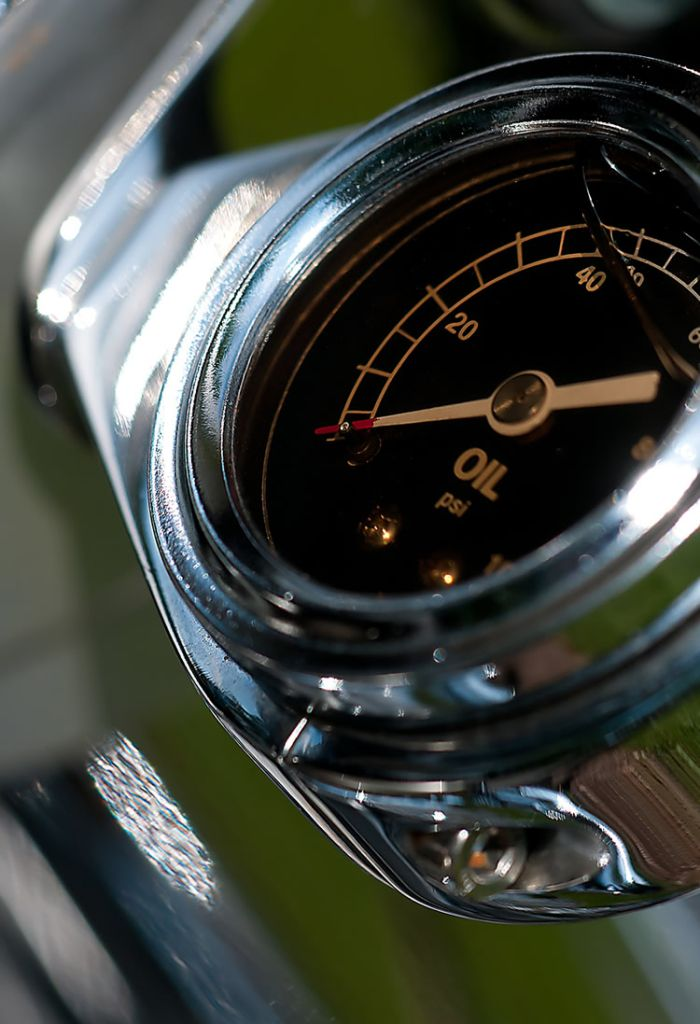 Ingeniería energética medidor de presión