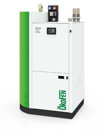 Soluciones energéticas caldera ÖkoFEN Pellematic Smart XS