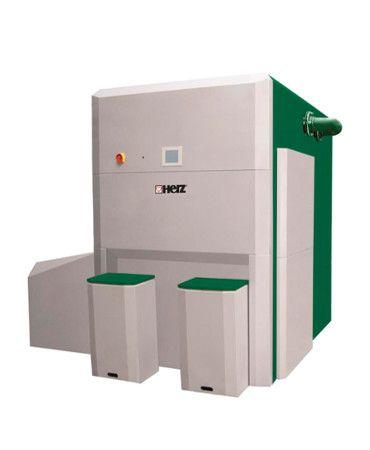 Soluciones energéticas caldera Herz firematic
