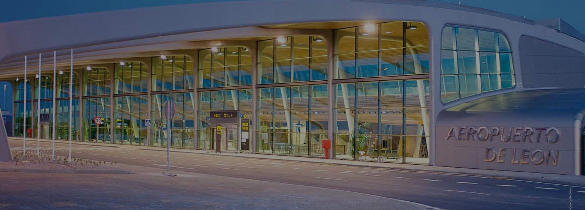 Adecuación a normativa de sala de inadmitidos en frontera en el Aeropuerto de León