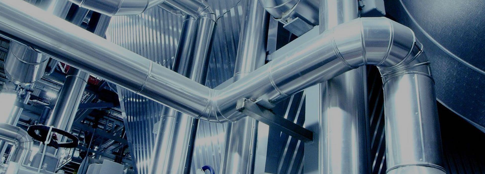 Portfolio cabecera ingeniería instalación mecánica