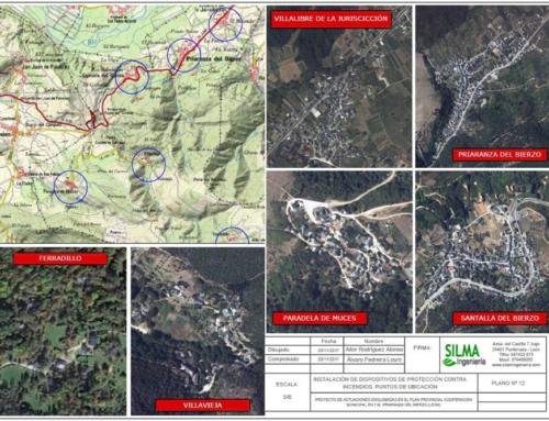 Proyecto Plan Provincial Cooperación Municipal en Priaranza del Bierzo